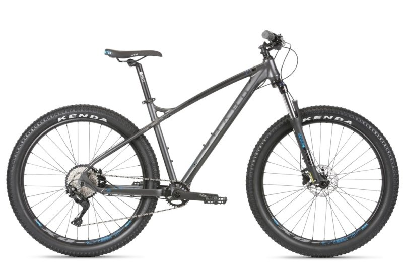Горный велосипед Haro Double Peak 27.5 Plus Comp (2020)