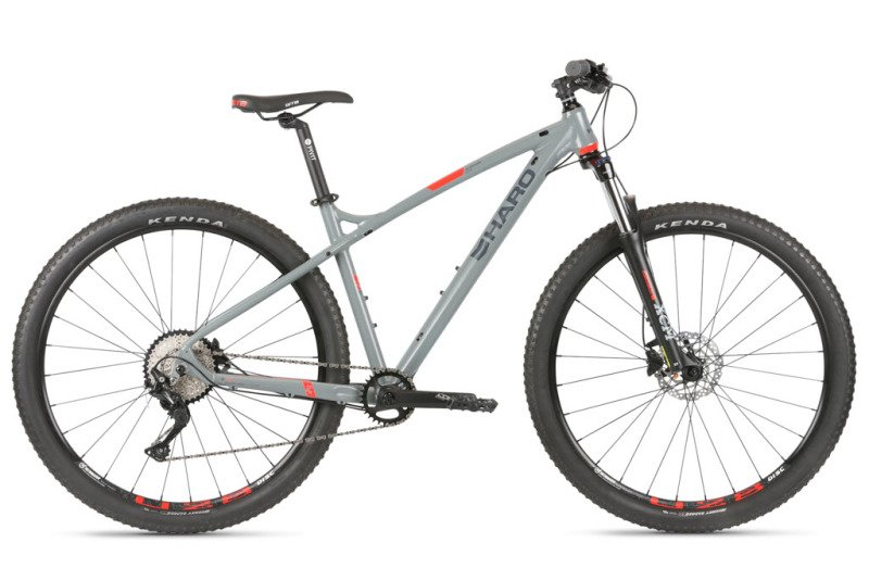 Горный велосипед Haro Double Peak 27.5 Comp (2020)